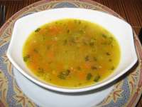 Vegetable soup - Have vegetable soup