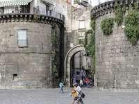 Nápoles, região da Campânia, Itália