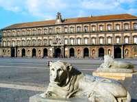 Νάπολη Palazzo Reale Region Campania Ιταλία