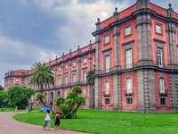 Bibliothèque nationale de Naples Campanie Italie - Bibliothèque nationale de Naples Campanie Italie