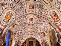 Naples Chiesa à l'intérieur de la Campanie Italie - Naples Chiesa à l'intérieur de la Campanie Italie