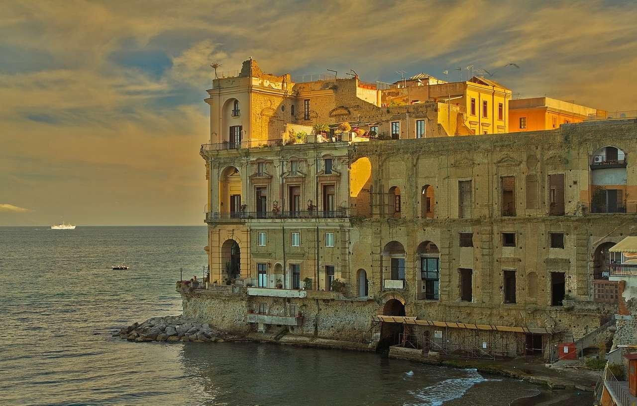 Napoli Palazzo Regione Campania Italia (10×7)