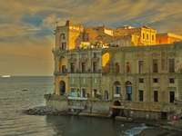 Naples Palazzo Region Campanie Italie - Naples Palazzo Region Campanie Italie