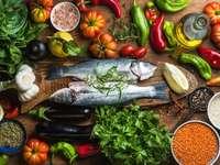 Pesce e verdure - Mangia pesce e verdure