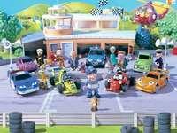 hračky - auta - m ...................