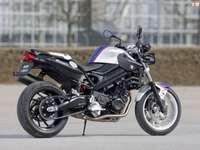Hajtómotor, BMW F800R - m ...................