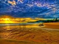 puesta de sol - m ...................