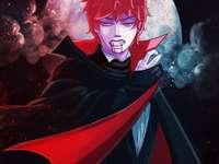 Vampiro sasori - Honra a quem fiz a imagem, que não fui eu