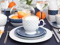 porcelán kávéscsészék - m .....................