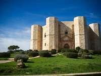 Castel del Monte Puglia Italy