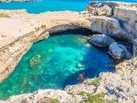 Grotta della Poesia in Puglia Italy - Grotta della Poesia in Puglia Italy