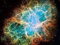 νεφέλωμα καβουριού - Αντικείμενο καταλόγου Messier M1