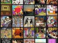 Tradiții și obiceiuri din Mexic - Pentru a face puzzle-ul