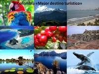 Locais turísticos da Colômbia