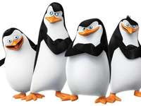 Penguins of Madagascar - Capacity for teamwork