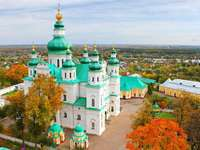 kolostor Csernyihivben - Ukrajna - m .........................