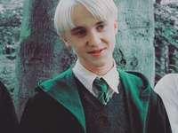 "Draco Malfoy - Puzzle o postavách Draca Malfoye z ""Harryho Pottera"