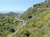 Landschaft Melito Porto Salvo Kalabrien Italien - Landschaft Melito Porto Salvo Kalabrien Italien