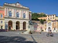 Oraș în Calabria Italia - Oraș în Calabria Italia