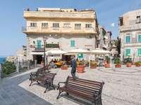 Πόλη Tropea στην Καλαβρία Ιταλία - Πόλη Tropea στην Καλαβρία Ιταλία