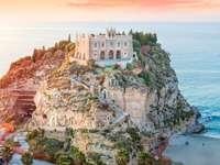 Tropea city in Calabria Italy - Tropea city in Calabria Italy