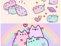 Много съм почончо - здравей ние сме игриви котенца