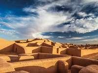 Археологическа зона на Пакиме - Археологическа зона на Paquimé Casas Grandes в Чихуахуа