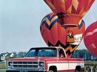 1979 GMC Sierra - Esta es una foto de un camión.