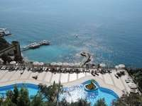 Turkey-Alanya, sea, pool - m ....................