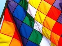 Wiphala_2 - Пъзел с цветове