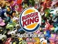 b es para burger king
