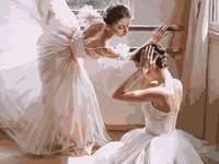 Ballerinas - Write to me at Lusia.bednarczyk@gmail.com