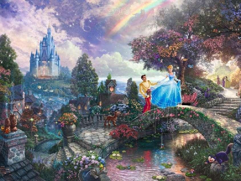 fantasi - Fantastiska karaktärer och natur (10×8)
