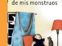 Какво знам за моите чудовища - Съставихме пъзела на книгата.