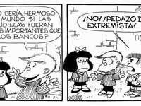 Mafalda Puzzle