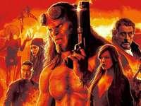 Hellboy 2019 - Hellboy & Nimue (2019)