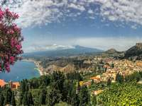 Le magnifique paysage de la Sicile - Le magnifique paysage de la Sicile