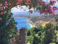 Il bellissimo paesaggio della Sicilia - Il bellissimo paesaggio della Sicilia