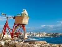 Descubra a Sicília de bicicleta - Descubra a Sicília de bicicleta