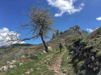 Randonnée dans les montagnes Peloritani en Sicile - Randonnée dans les montagnes Peloritani en Sicile