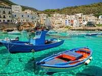 Mazara Del Vallo na Sicílii