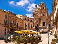 Град Рагуза в Сицилия - Град Рагуза в Сицилия