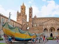 Palermo Fest Santa Rosalia Sicília - Palermo Fest Santa Rosalia Sicília