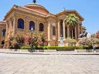 Teatro e Opera di Palermo Sicilia - Teatro e Opera di Palermo Sicilia