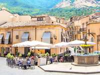 Palermo, no centro da Sicília
