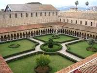 Claustros de palermo sicília