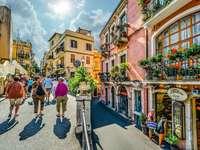 Град Таормина в Сицилия - Град Таормина в Сицилия
