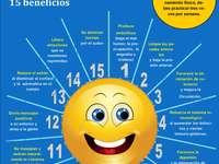 Fördelar med skratt - fördelar med skratt