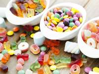 Candies - Eat treats for kids