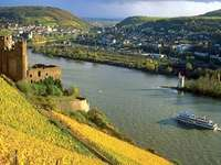 река Рейн - м .....................